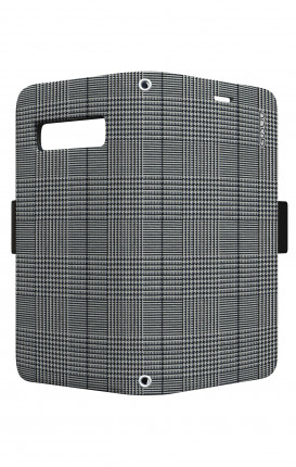Case STAND VStyle EARS Samsung S10 - Glen plaid
