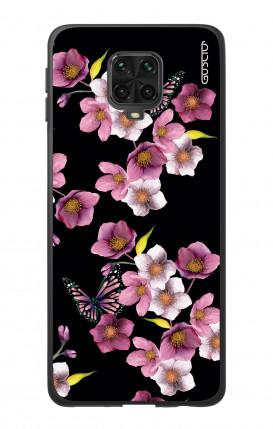 Cover GLITTER Liquid Apple iPhone 6/6s/7/8 PINK - Sfera di neve glitter
