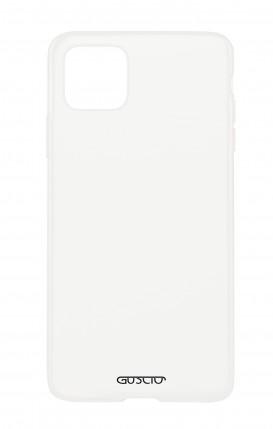 Cover Crystal Apple iPhone 11 PRO Trasparente - Logo