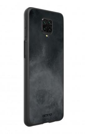 Cover Bicomponente Samsung J6 2018 WHT - Teschio in Smocking