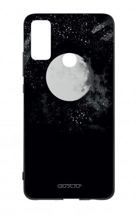 Cover Apple iPhone XS MAX Diamonds - Palloncino Freedom trasparente