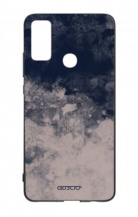 Huawei P Smart 2020 Two-Component Cover - Mineral Grey