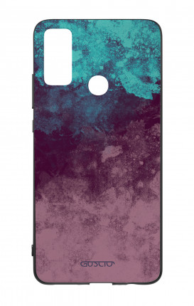Cover Bicomponente Huawei P Smart 2020 - Mineral Violet