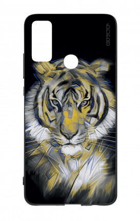 Huawei P Smart 2020 Two-Component Cover - Neon Tiger