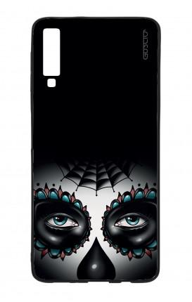 Samsung A70 Two-Component Case - Calavera Eyes