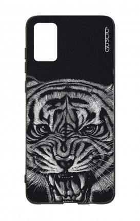 Cover Bicomponente Samsung A41 - Tigre nera