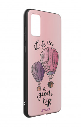 Cover Skin Feeling Apple iphone XS MAX PNK - Glossy_Y