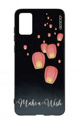 Case Samsung M20 - Butterflies
