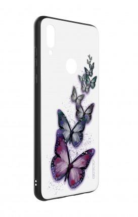 Case Samsung S10e Lite - Flowers on white