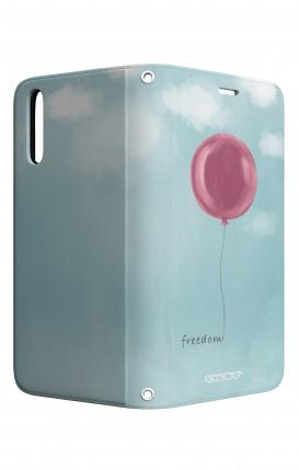 Cover STAND Huawei P20 - palloncino della libertà