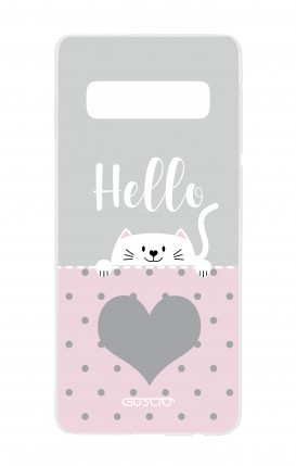 Case Samsung S10e Lite - Hello Cat