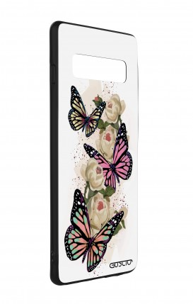 Cover STAND Samsung S9 Plus - Palloncini rosa