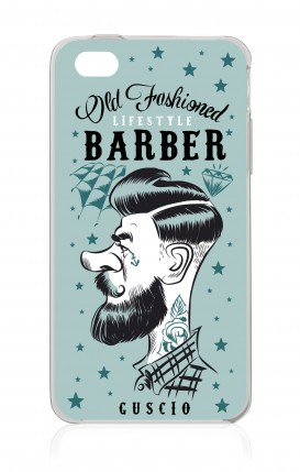Cover Apple iPhone 4/4S - Barber lifestyle