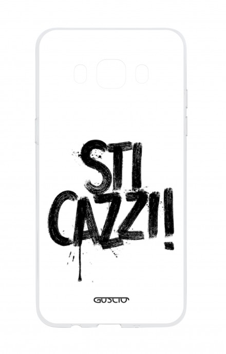 Cover TPU Samsung Galaxy J3 2016 - STI CAZZI 2