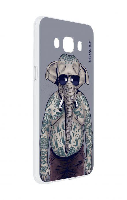 Cover Samsung Galaxy J5 2016 - Elephant Man