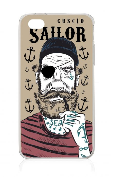 Cover Apple iPhone 4/4S - Sailor