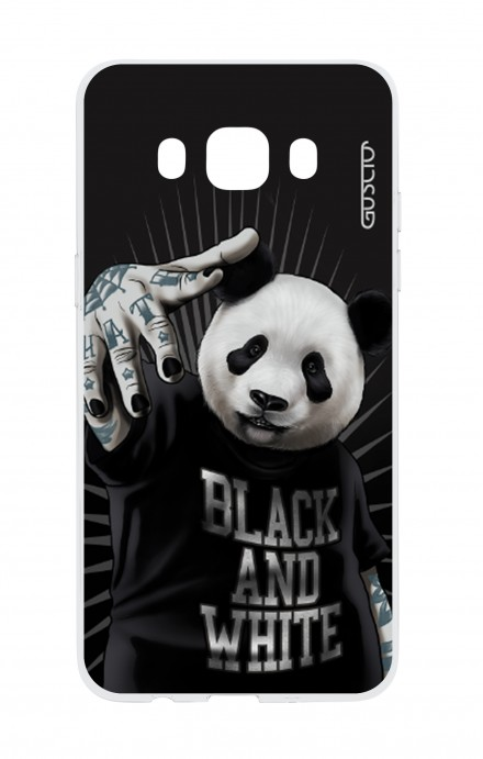 Cover TPU Samsung Galaxy J5 2016 - Panda rap