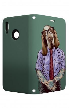 Case STAND Huawei P20 Lite - Italian Hound