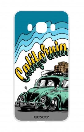 Cover Samsung Galaxy J5 2016 - California Maggiolino