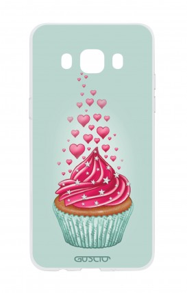 Cover Samsung Galaxy J5 2016 - Cupcake in Love