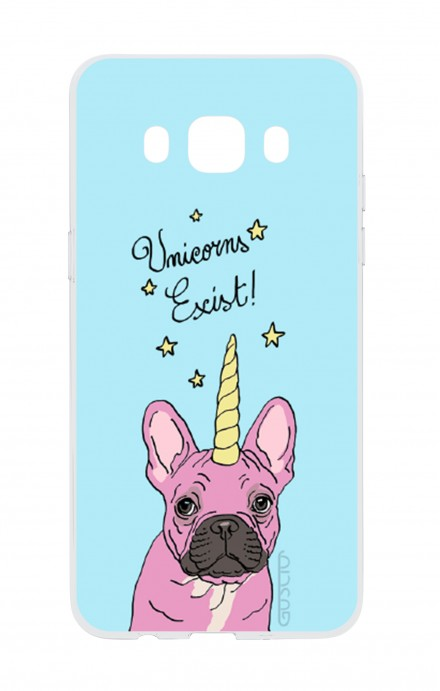 Cover Samsung Galaxy J5 2016 - Unicorns Exist