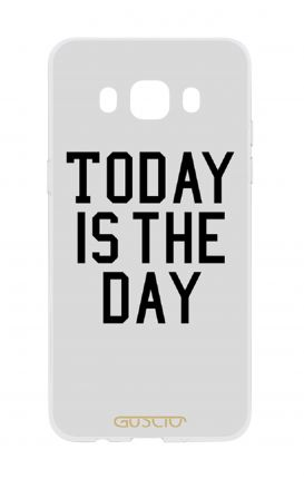 Cover TPU Samsung Galaxy J5 2016 - Today is the Day