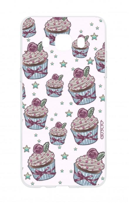 Cover Samsung Galaxy J5 2016 - Sweet Cupcake Pattern