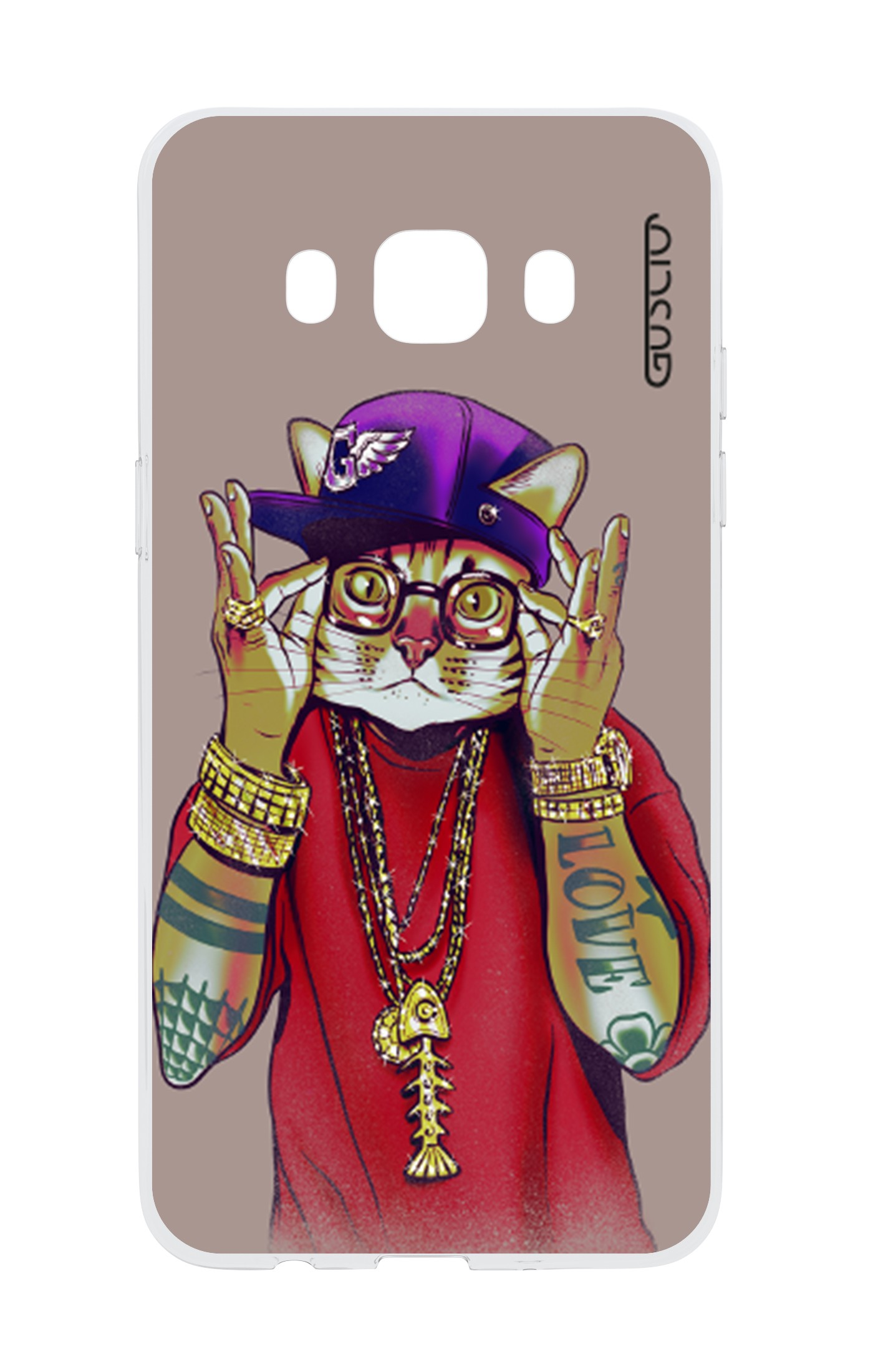 cover samsung j5 2016 gatti