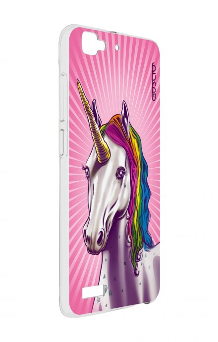 Cover Huawei P8 Lite SMART - Magic Unicorn