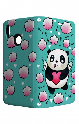 Case STAND Huawei P20 Lite - Cupid Panda
