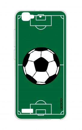 Cover Huawei P8 Lite SMART - Football Field