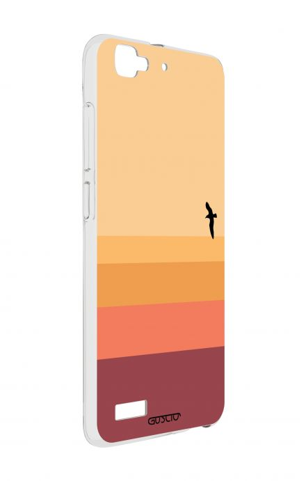 Cover Huawei P8 Lite SMART - Summer Sunrise
