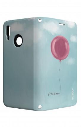 Cover STAND Huawei P20 Lite - palloncino della libertà