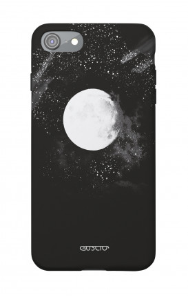 1. Cover Soft Touch Apple iPhone 7/8/SE - Moon