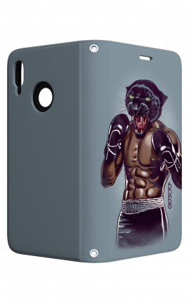 Case STAND Huawei P20 Lite - Boxing Panther