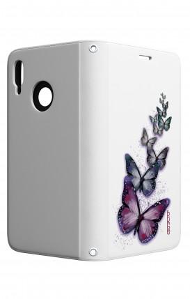 Case STAND Huawei P20 Lite - Butterflies