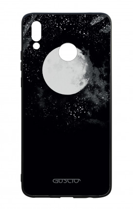 Huawei P Smart Plus WHT Two-Component Cover - Moon
