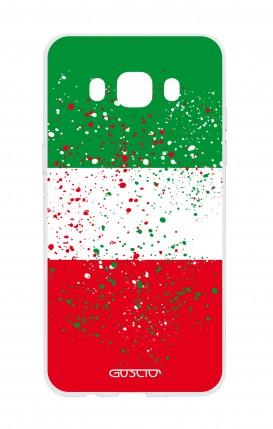 Cover Samsung Galaxy J5 2016 - Bandiera italiana