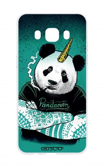 Cover TPU Samsung Galaxy J5 2016 - Pandacorno tatuato