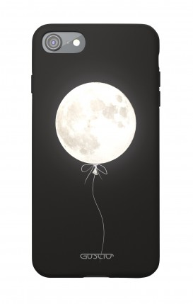 1. Cover Soft Touch Apple iPhone 7/8/SE - Palloncino lunare