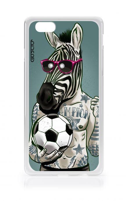 Cover Apple iPhone 7/8 - Zebra