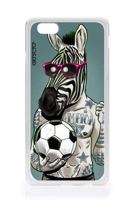 Cover TPU Apple iPhone 7/8  - Zebra