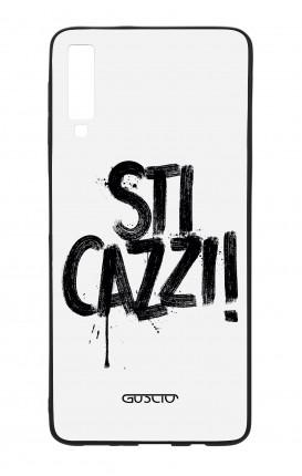 Cover Bicomponente Samsung A70  - STI CAZZI 2