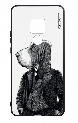 Cover Bicomponente Huawei Mate 20 - Cane in panciotto