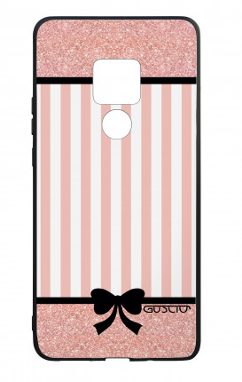 Huawei Mate20 WHT Two-Component Cover - Romantic pink