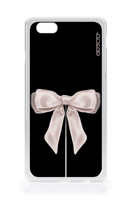 Cover TPU Apple iPhone 7/8  - Fiocco di raso