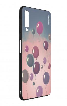 Case STAND VStyle Huawei P30 - Pink Peonias