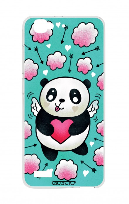 Cover Huawei P8 Lite SMART - Cupid Panda