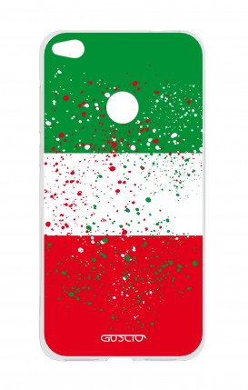 Cover HUAWEI P8 Lite (2017) - Italy flag