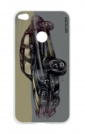 Cover HUAWEI P8 Lite (2017) - Muscle Car